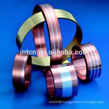 Brass copper based Silver Cladding metal Strip