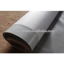 Membrana impermeável membrana impermeável sintética para telhados