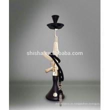 Boa qualidade ak47 cachimbo de água arma shisha narguilé de amy