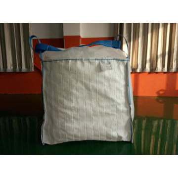 Bolso jumbo respirable blanco
