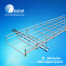 Galvanisierte Maschendraht-Art Kabel-Behälter mit Deckenaufhänger (UL, cUL, CER, NEMA, IEC)