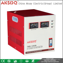 New SVC TND Single Phase Full Automatic Home Power Servo Motaor Voltage Stabilizer For Car