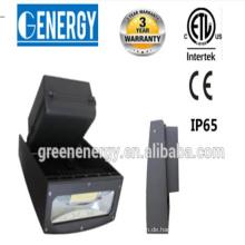 Außenbeleuchtung 3 Jahre Garantie UL ETL genehmigt 30 W 105lm / W LED Wand Pack Licht