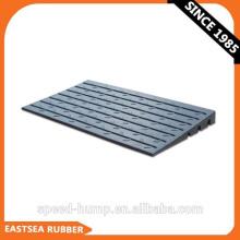 Ali baba Black 1.07Meter Length Durable Rubber Ramp Threshold