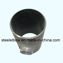 Sch80 ASTM A234 Wpb c-Stahl t-Stück reduziert