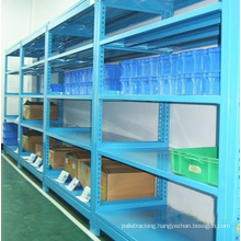Warehouse Steel Light Pallet Rack Shelf