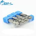 BFL Высокоэффективные 2-х канатные твердосплавные режущие инструменты для алюминия