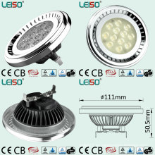 G53 Base LED AR111 con lumen alto y bajo coste