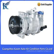 Alta qualidade denso 7SEU17C auto compressor de ar para audi A3