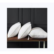 Hot sale Five-star hotel feather velvet single neck hilton pillow