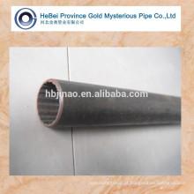 Estilo de engrenagem dentro de tubos de aço sem costura e tubos