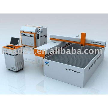 CE certificat HD 1530-380 CNC machine à découper en plastique waterjet