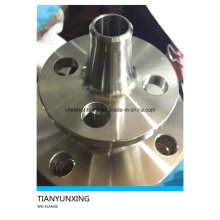 F304 Non-Standard Weld Neck Stainless Steel Flanges