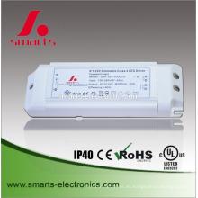 3 años de garantía 0-10v controlador de bombilla regulable 300ma 15w