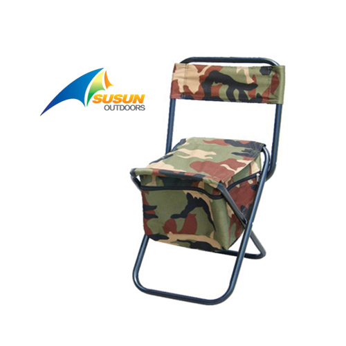 Camouflage Fishing Stool