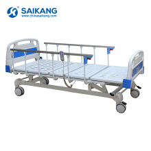 SK005 Patient Electric Adjustable Hospital Furniture Bed With Back Rest