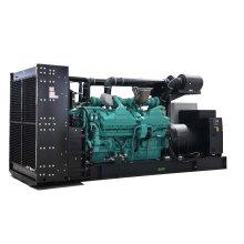 1250kVA Cummins Series Open Type Diesel Generator