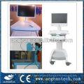 ABS Plastic Wireless Nursing Computer Medication Cart