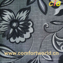 Vente en gros de tissus pour rideaux Polyester 100 % avec Jacquard