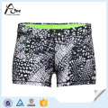 Fashion Sport Wear Popular Printed Shorts for Women