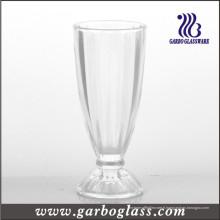 Le gobelet en verre mince à pied (GB1023H)