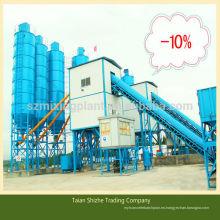 HZS90 planta de dosificación de hormigón planta de hormigón de producto nuevo exportación a Mongolia / Rusia / Sri Lanka / Libia / Argelia