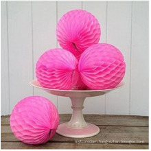 3D Party Hall Decoration Honeycomb Craft Paper