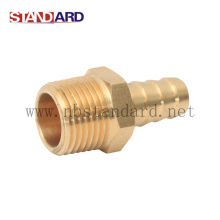 Macho Nipple Gas Fitting NPT Thread