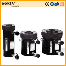 CE ISO Certificated Double Acting Hollow Plunger Hydraulic Telescopic Cylinder (SV22Y)