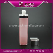 Cosmetic Container For Skincare, Lotion Pump Bottle And Acrylic 100ml Hdpe Plastic Bottle