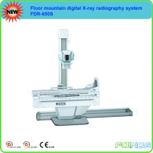 650mA high frequency digital X-ray radiography equipment FDR-650s Floor mountain type