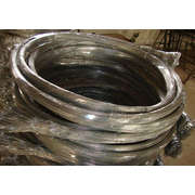 Cotton bale ties galvanized 4.5 mm wire rod