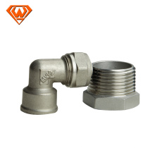 sanitary stainless steel quick connect fitting manufacture