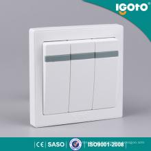 Igoto E9031 UK Tipos de Interruptores Elétricos de Parede