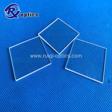 Fused Quartz  and Sapphire Windows