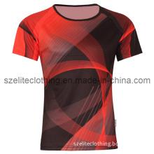 OEM Service Short Sleeve T Shirts in Summer (ELTMTJ-220)