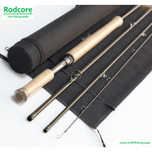 12 pieds 4PC 6 / 7wt Fly Fishing Spey Rod
