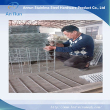 High Quality Welded Gabion Basket (ISO 9001: 2008)