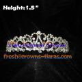 Bridal crystal Tiaras