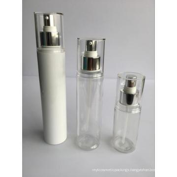 80ml-200ml Heavy Walled Pet Lotion Bottle W/ Overcap (EF-PL09)