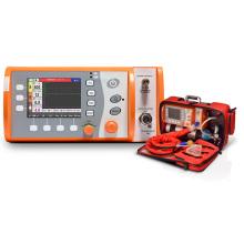 CPAP-Therapie Ambulanz tragbare Notfall Transportbeatmungsgerät mit Bildschirm (SC-EV6000B)