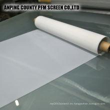 Micron cepilló la pantalla de malla del filtro de la tela de nylon para la impresión líquida