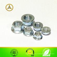 DIN6923 / GB6187-86 / ISO4161 à tête hexagonale bride écrou M2 ~ M48