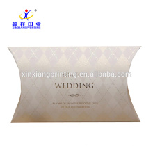 Accept Customized !Kraft Corrugated Paper Pillow Box Packing Boxes XinXiang