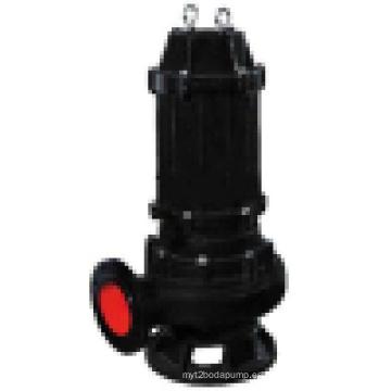 No estorbar la bomba de agua marina de las aguas residuales