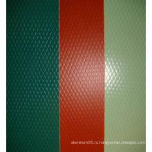 Цветная алюминиевая тисненная катушка