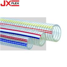 Nicht riechender PVC-Stahldraht-verstärkter Schlauch