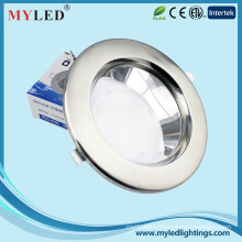 Dimmable Round Recessed Panel Light 8 inch 40w LED Downlight