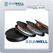Гофрированная графитовая лента, уплотнительная прокладка Лента (SUNWELL)