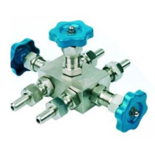 Lqff3 Balance Valve Is Mainly Used on Differential Pressure Transmitter